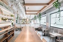 Restaurante La Hermosa de Alba . Santander . Cantabria . España