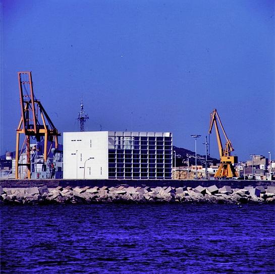 Comandancia Militar de Marina . Cartagena . Murcia . España