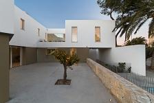 Casa desnuda_ Vivienda unifamiliar zona Loft (Campello) Carmen Rivera & Maribel Requena . Campello . Alacant . España . 2018