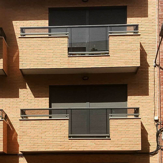 Edificio de 11 viviendas . San Vicente del Raspeig . Alacant . España