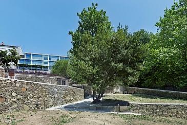 Huertas de Caramoniña . Santiago de Compostela . A Coruña . España