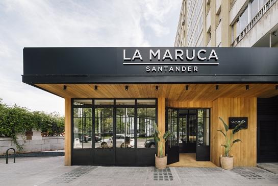 La Maruca de la Castellana . Madrid . Madrid . España