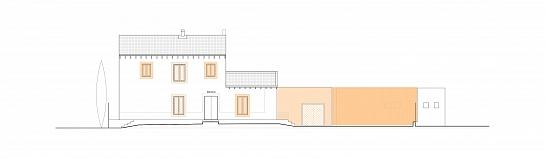Anteproyecto rehabilitación de la casa del abuelo . Catral . Alacant . España