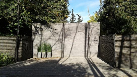 La Casa y los Árboles . Santiago . Region Metropolitana . Chile