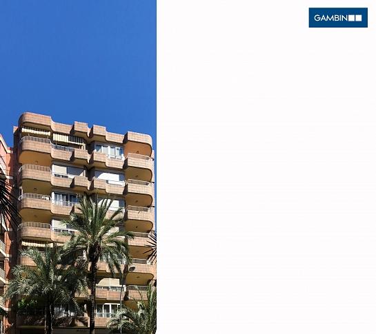Edificio Benito Pérez Galdós 28 . Alicante . Alacant . España