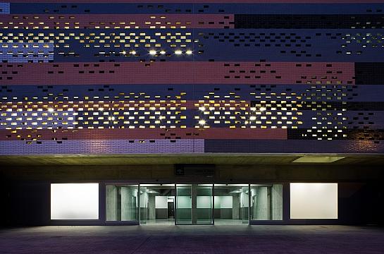 CENTRO DE SALUD. LAS PALMERITAS . Sevilla . Sevilla . España