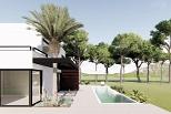 Promoción de 13 viviendas unifamiliares Passivhaus en Jávea (Alicante)