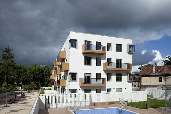 32 viviendas de Fadura (Getxo-Bizkaia) . Getxo . Vizcaya . España