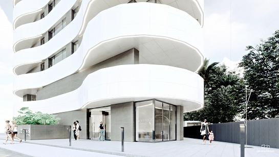 Hotel Arcos . Benidorm . Alacant . España