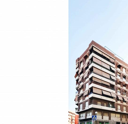 Edificio Pintor Gisbert-Av. Ronda . Alicante . Alacant . España