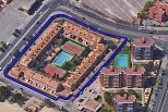 Urbanización para 46 bungalows en Av. Doctor Jimenez Diaz