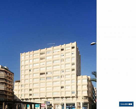 Edificio Zapatero . Elda . Alacant . España
