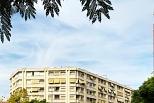Edificio para 66 viviendas en Plaza América