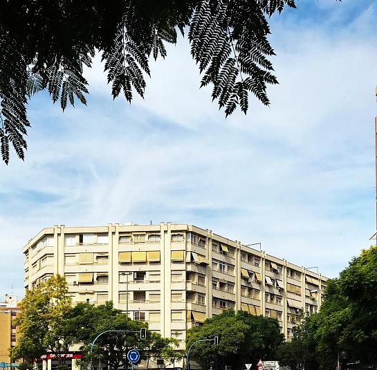 Edificio para 66 viviendas en Plaza América . Alicante . Alacant . España