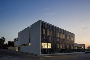Centro Integral Territorial . Alburquerque . Badajoz . España