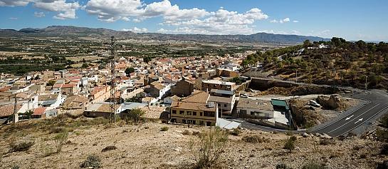 REFORESTAR LO URBANO 'La Loma del Calvario', Tíjola, Almeria . Tíjola . Almería . España