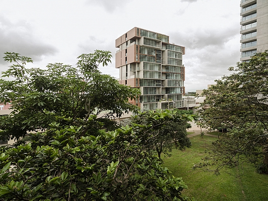 ONE Apartment Building . San José . San José . Costa Rica