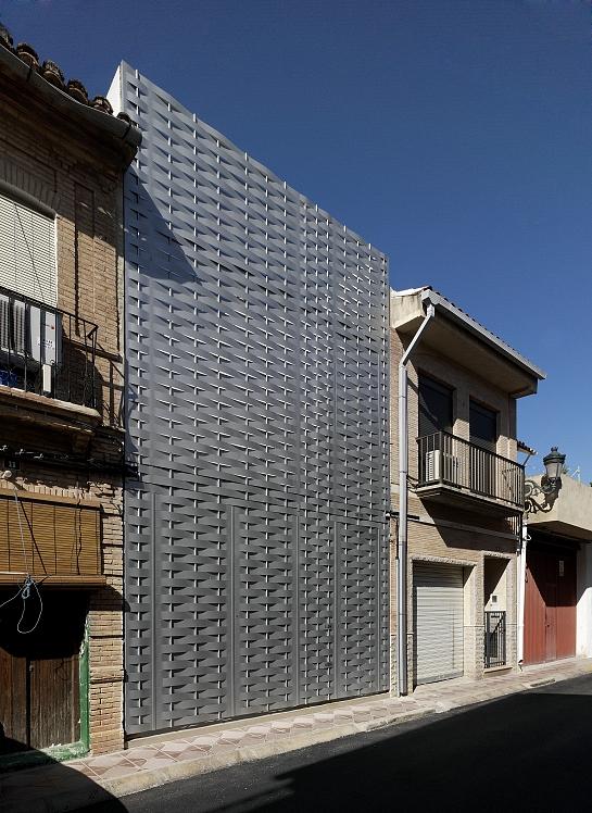 LA CASA READY MADE . València . España