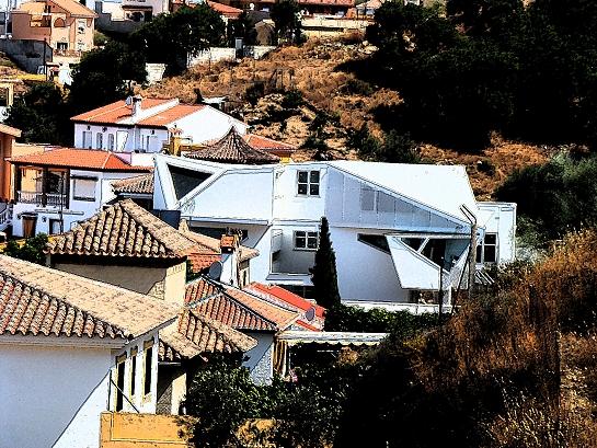 Casa Origami . Málaga . Málaga . España