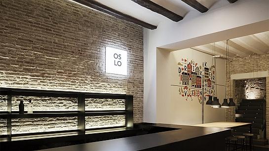 Restaurante Oslo . Valencia . València . España