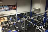 Adecuación de local para gimnasio