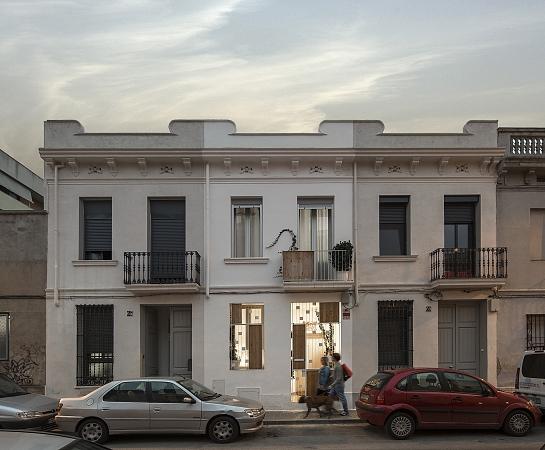 Casa 1405DV . Badalona . Barcelona . España
