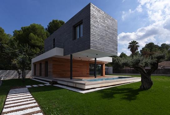 Casa Mariam . Bétera . València . España