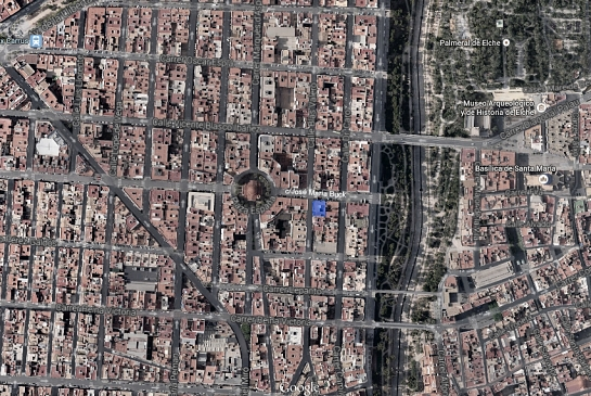 Casa Anne . Elche . Alacant . España . 2013