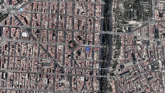 Casa Anne . Elche . Alacant . España