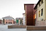 Rehabilitación del Archivo Histórico de Huesca
