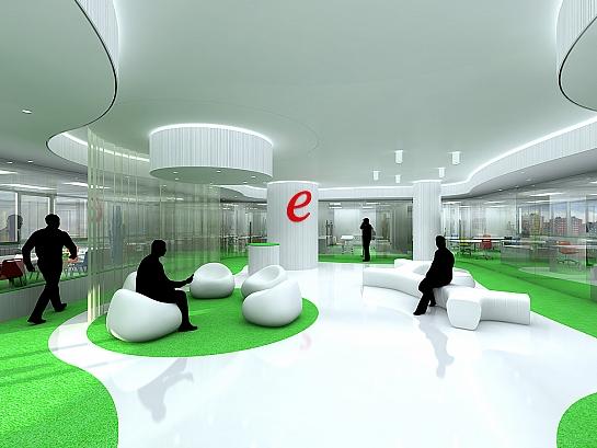 Centro Internacional Santander Emprendimiento . Santander . Cantabria . España