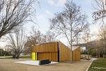 Aula K. Espacio modular para educación ambiental
