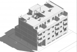 Edificio para once viviendas y aparcamiento