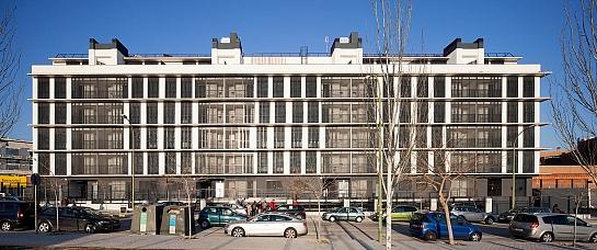 42 viviendas VPPB, garajes y trasteros . Madrid . Madrid . España