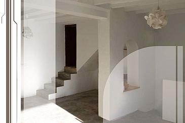 Rehabilitación de vivienda . Altea la Vieja . Alacant . España