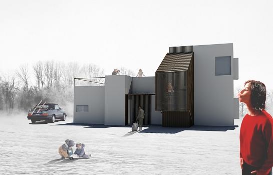 Bhome + b office, proyecto de viviendas y oficinas crecientes . Oviedo . Asturias . España