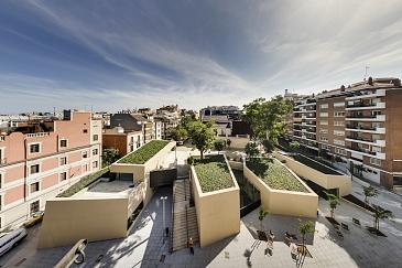 Biblioteca Sant Gervasi-Joan Maragall . Barcelona . Barcelona . España