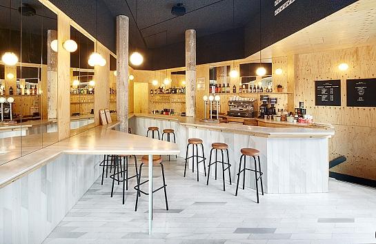 Bar Blitz . Barcelona . Barcelona . España