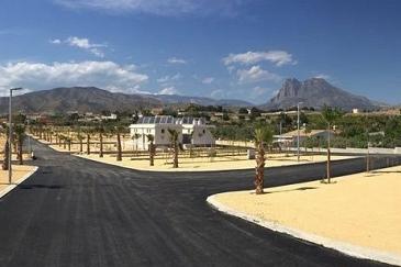 CAMPAMENTO DE TURISMO 'IMPERIUM ALICANTE' . Villajoyosa . Alacant . España