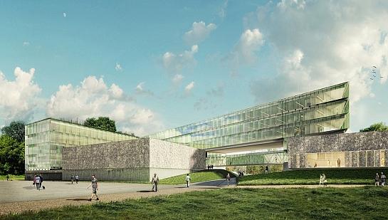 Campus RTS Lausanne . Lausanne . Vaud . Suiza