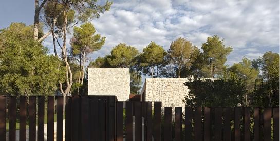 Casa El Bosque . Chiva . València . España