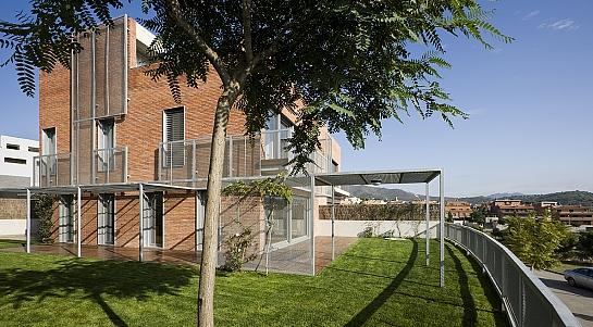 Casa PR . Tiana . Barcelona . España