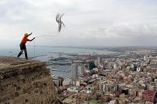 Rehabilitación y Geo-restauracion del Castillo de Santa Bárbara . Alicante . Alacant . España . 2009