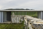 Pabellón acceso + ampliación Cementerio Asiain