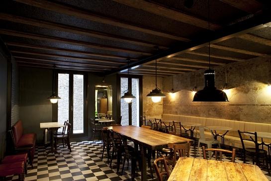 Bar Cèntric-Canalla . Barcelona . Barcelona . España
