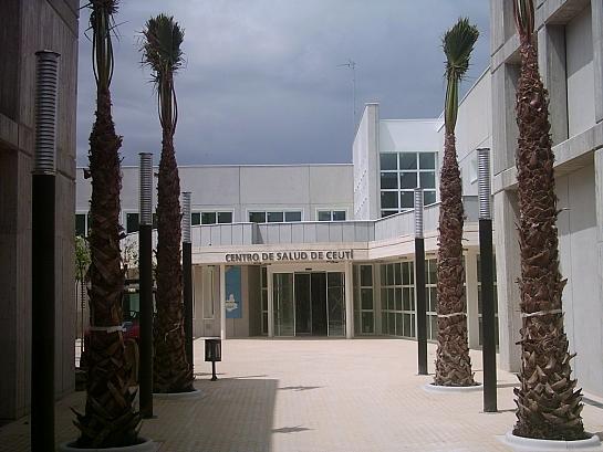 Centro de Salud de Ceutí. . Ceutí . Murcia . España