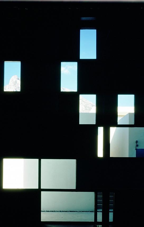 Colegio 'Puig Campana' . Finestrat . Alacant . España