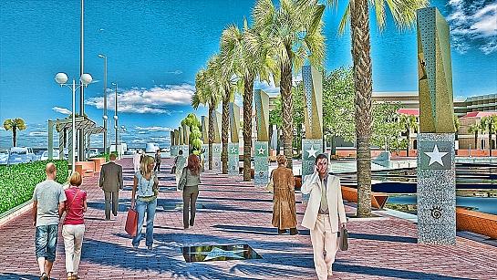 Concurso 'Paseo la Luz de las Estrellas'. Alicante . Alicante . Alacant . España