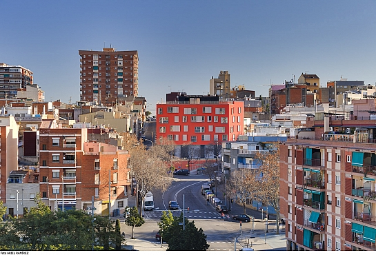 12 Viviendas en Badalona . Badalona . Barcelona . España