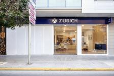 Oficina de Seguros Zurich . Villena . Alacant . España . 2019